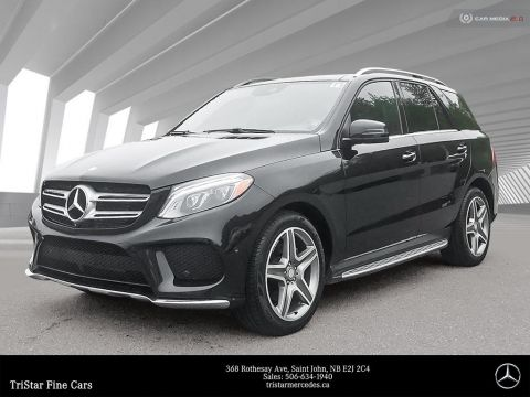 2016 Mercedes-Benz GLE350d