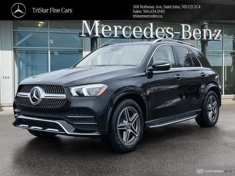 New 2020 Mercedes-Benz GLE450 4MATIC®