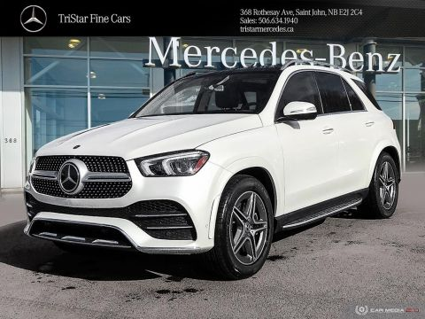 2020 Mercedes-Benz GLE450
