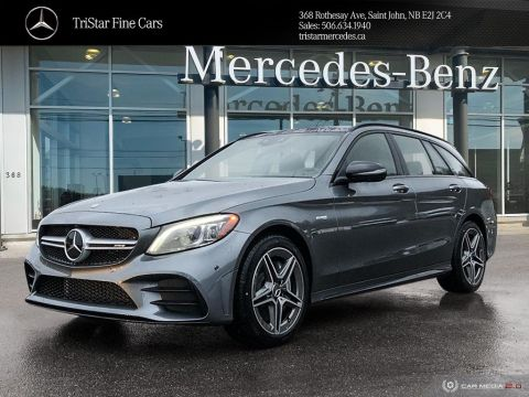 New 2020 Mercedes-Benz C43 AMG 4MATIC®
