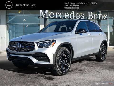 New 2020 Mercedes-Benz GLC300 4MATIC®
