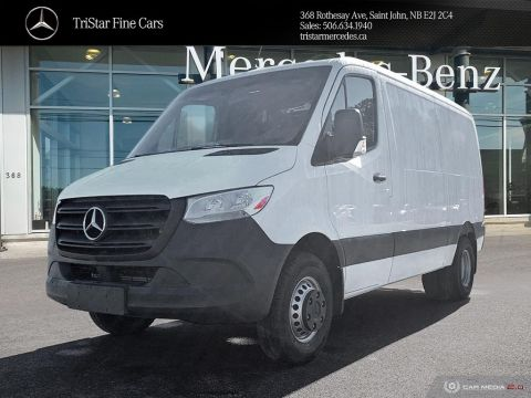 2019 Mercedes-Benz Sprinter V6 4500 Cargo
