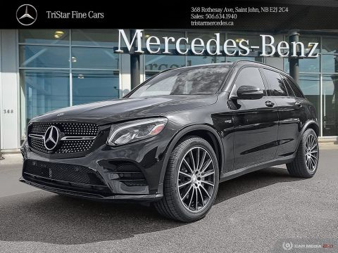 2019 Mercedes-Benz GLC43 AMG