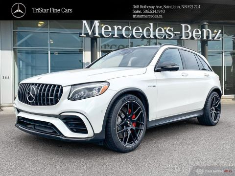 2019 Mercedes-Benz GLC63 AMG
