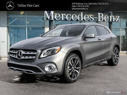 2020 Mercedes-Benz GLA250