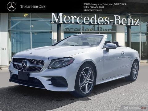 New 2019 Mercedes-Benz E450 4MATIC®