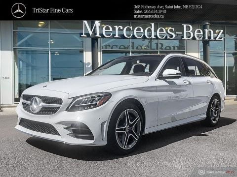 New 2019 Mercedes-Benz C300 4MATIC®