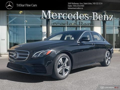 New 2020 Mercedes-Benz E350 4MATIC®